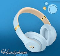 BEATS STUDIO 3 rare collection BLUE