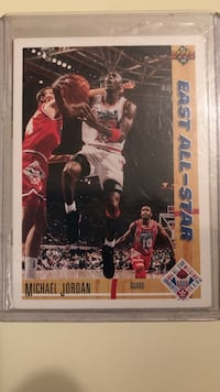 1991 MJ all-star weekend charlotte