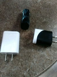 Car charger adaptor & 2 wall adapters Jacksonville, 32218