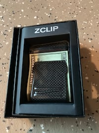 ZClip with card holders in the original box. Pelham, 03076