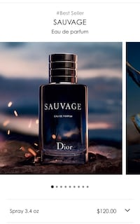 Dior sauvage  New Orleans, 70122