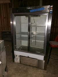 stainless steel framed glass display cabinet Asbury Park, 07712