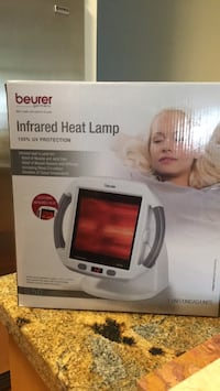 Beurer  Infrared Heat Lamp Honolulu, 96822