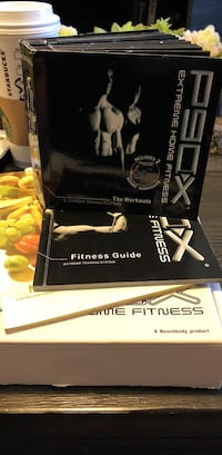 P90X DVD Set, Fitness Guide, and Nutrition Guide Anaheim, 92805