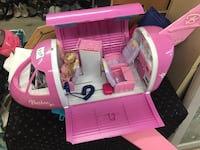 pink and purple plastic dollhouse Barrie, L4N 4P9