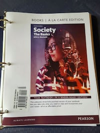 Society the basics by John J. Macionis Silver Spring, 20902