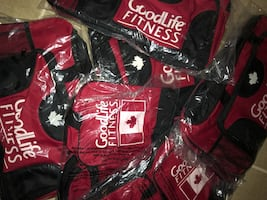 Goodlife fitness gym bags new