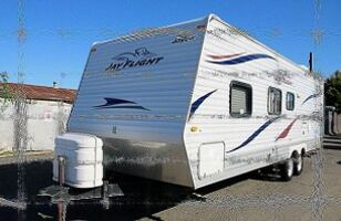 2010 Jayco Jay Flight  No issues, everything in tip top shape.