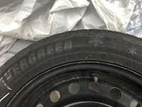 Winter tires in good condition  Brampton