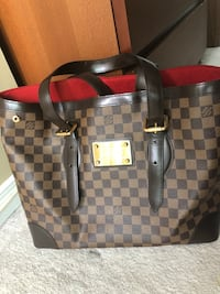 LV bag with recipe  Toronto, M2N 6Z4