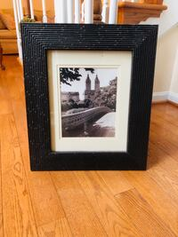 Beautiful Matted & Framed Photo Of NYC Gainesville, 20155