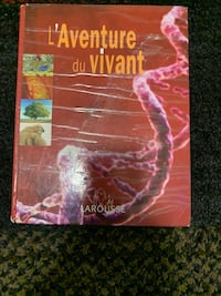 Human body book in French