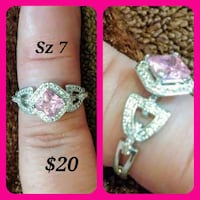 All sterling silver rings on sale.Only $20 Glen Burnie, 21061