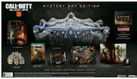 BLACK OPS 4 MYSTERY BOX COLLECTORS EDITION  Canton, 28716