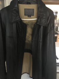 James Dean Mens Large Authentic Limited Edition 100% Leather Bomber Jacket Virginia Beach, 23452