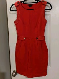 Armani Exchange red dress. Size 2. Fairfax, 22030