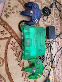 Jungle green Nintendo 64 Milton, L9T 2X8