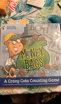 Money Bags Counting Coin Game