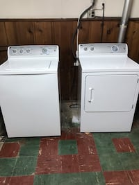 Washer and dryer  Nutley, 07110