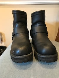 Men's Leather Boots- size 11 Herndon, 20170