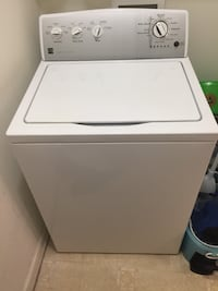 White top-load clothes washer Suffolk, 23435