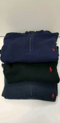Lot of 3 Polo  Ralph Lauren Sweaters M Fairfax, 22031