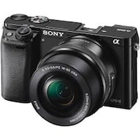 Sony A6000 mirrorless camera for sale  ASHBURN