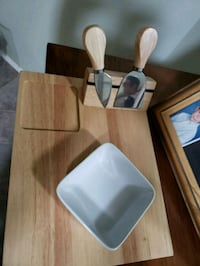 Brand new cheese serving board Calgary, T1Y 4P6