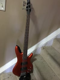 Ibanez gsr205 5 string electric bass guitar Beltsville, 20705