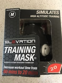 Elevation Training Mask 2.0 Brand New Sealed In Box Calgary