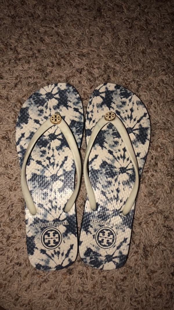 4f154ce84 Used Tory Burch rubber flip flops for sale in Foley - letgo