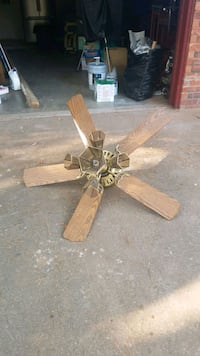 Nice ceilng fan with ligts Lubbock, 79424