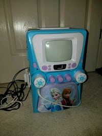 Disney Frozen Karaoke machine North Little Rock, 72116