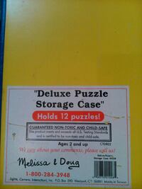 Puzzle holder 536 km