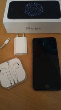 iPhone 6 32 Гб, Space Gray.