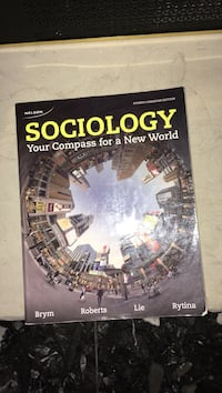 Sociology, Your Compass for a New World book