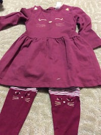 JUST REDUCED  MORE   cat pant suit 24 m  Rockville