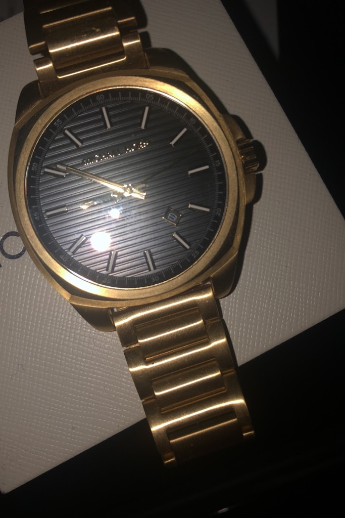 Photo Michael kors watch Gold