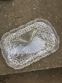 Glass decorative plate beautiful Nashville, 37115