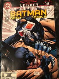 DC Comics Batman Detective Comics #701 - Sept '96 564 km