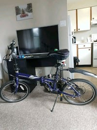 Bazooka folding bike Maple Ridge, V2X 8S9