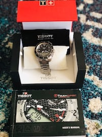 Tissot T-Touch Expert Watch - Almost New