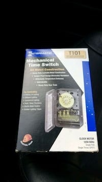 Timer switch  Frederick, 21704