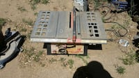 gray and black table saw California, 92585