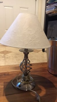 black and white table lamp Incline Village, 89451