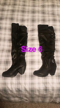 Lined tall size 6 boot Red Deer, T4R 0E6