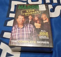 New! Married With Children. All 262 Episodes from 11 Seasons. The Complete Series. Factory Sealed!