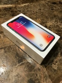 iPhone X 256gb AT&T Egg Harbor Township, 08234