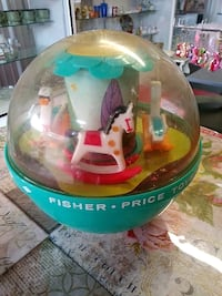 Vintage antique roly poly chime Ball Houston, 77095
