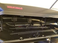 Roof box four-door Jeep Lake Country, V4V 1P6